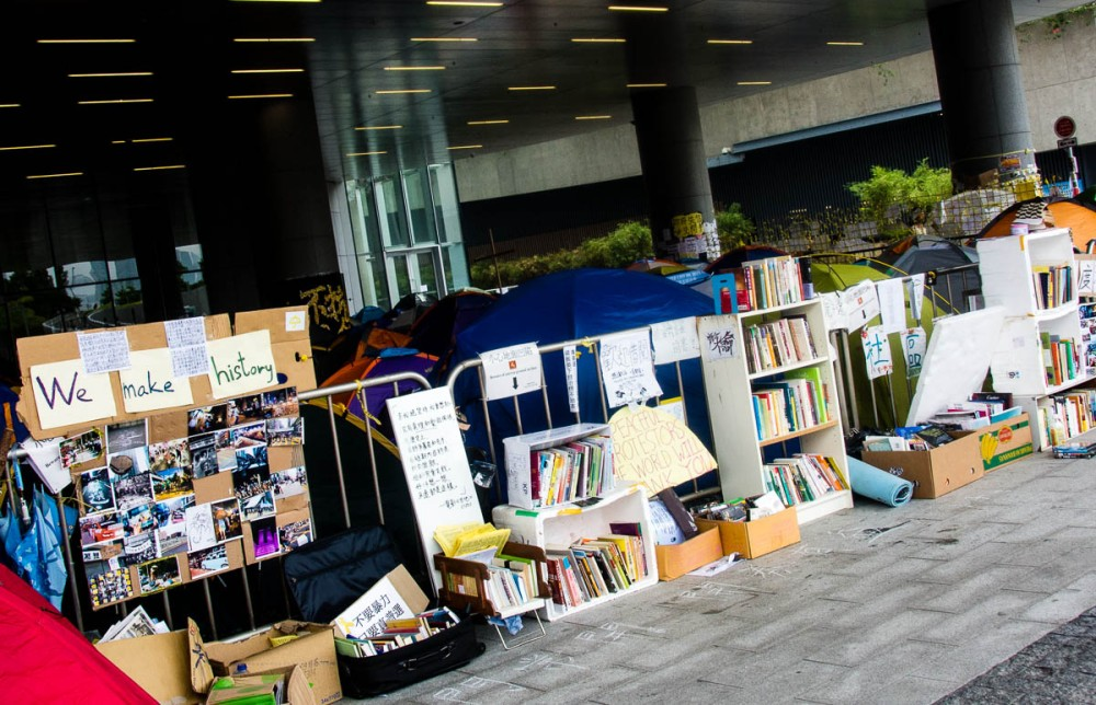 Occupy Central-102