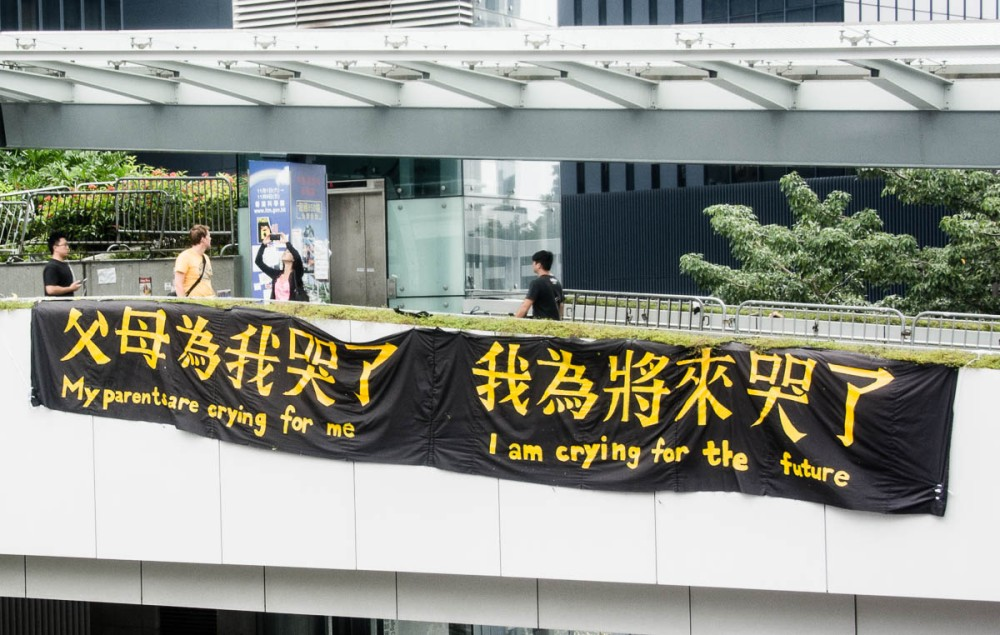 Occupy Central-19