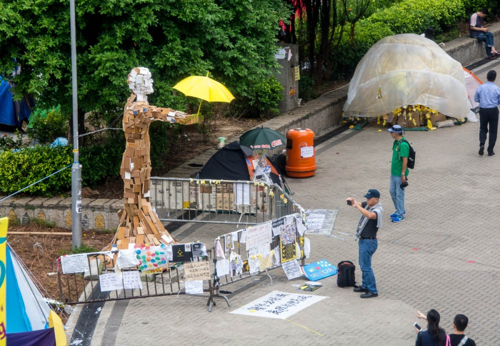 Occupy Central-21