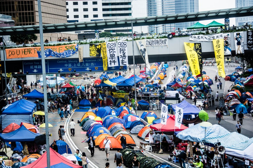 Occupy Central-2
