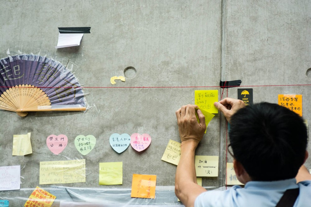 Occupy Central-61