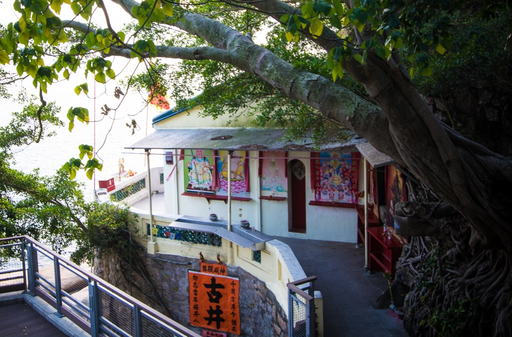 Stanley is home to the oldest Tin Hau temple in Hong Kong.